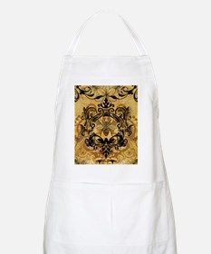 BeeFloralGold460ip Apron