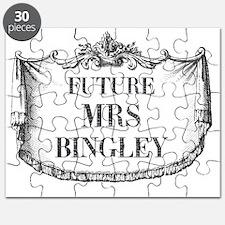 Future Mrs Bingley Mousepad Puzzle