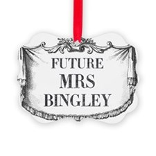 Future Mrs Bingley Mousepad Ornament