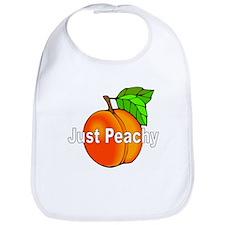 Just Peachy Bib