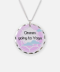 Om-10x10 Necklace