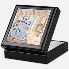 The Gutter Keepsake Box
