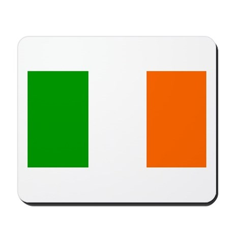 Irish Flag Mousepad
