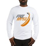 Free Wings Long Sleeve T-Shirt