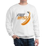 Free Wings Sweatshirt