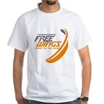Free Wings White T-Shirt