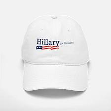 Hillary Clinton stripes Baseball Baseball Cap