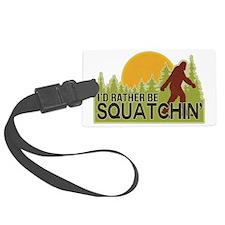 squatch-4 Luggage Tag