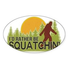 squatch-4 Decal