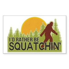squatch-4 Decal