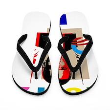 obamaFB3 Flip Flops