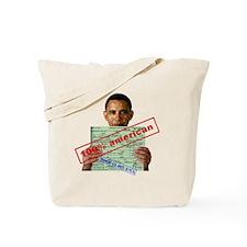 obama100-2 Tote Bag