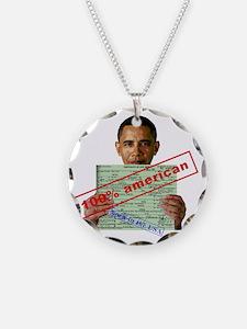 obama100-2 Necklace