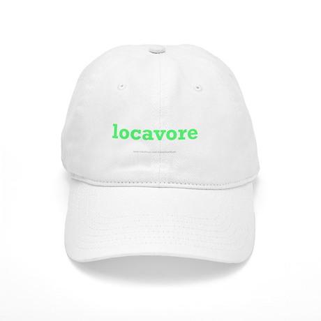Jesus Locavore dark apparel Cap