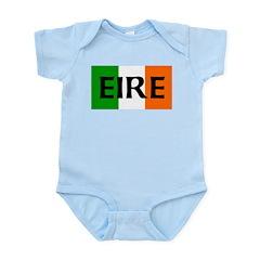 Eire Irish Flag Infant Bodysuit