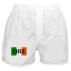 Eire Irish Flag Boxer Shorts