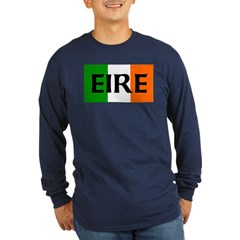 Eire Irish Flag T