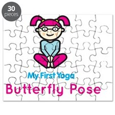 butterflypose_tshirt_front Puzzle