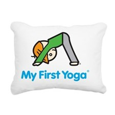 dog_tshirt Rectangular Canvas Pillow