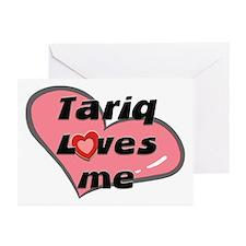tariq loves me  Greeting Cards (Pk of 10)