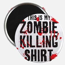 zombiekilling Magnet