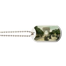 Paris 11 x 17 Dog Tags