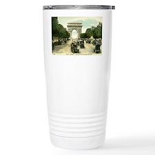 Paris 11 x 17 Travel Mug