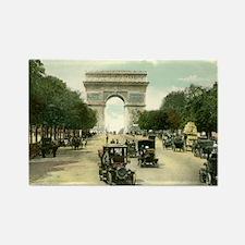 Paris 11 x 17 Rectangle Magnet