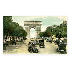 Paris 11 x 17 Decal