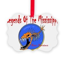 LEGENDS OF THE MISSISSIPPI Ornament
