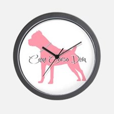 diamonddiva2 Wall Clock