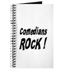 Comedians Rock ! Journal