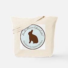 Blue_MMC_Logo Tote Bag