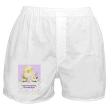 First Easter Granddaughter Boxer Shorts