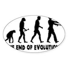 EndofEvolution.black Decal