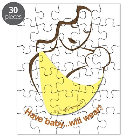 Wear your Baby Puzzle