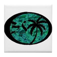 Coaster (Sea Blue)
