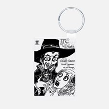 danceofdeath_poster200 Aluminum Photo Keychain