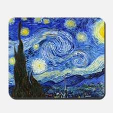 PillowCase VG Starry Mousepad