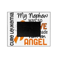 D Angel 2 Nephew Leukemia Picture Frame
