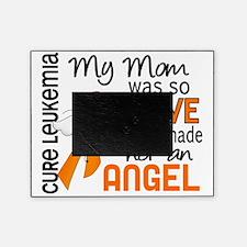 D Angel 2 Mom Leukemia Picture Frame