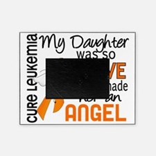 D Angel 2 Daughter Leukemia Picture Frame