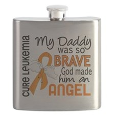 D Angel 2 Daddy Leukemia Flask
