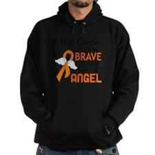 D Angel 2 Cousin (Male) Leukemia Hoodie