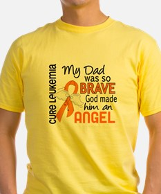 D Angel 2 Dad Leukemia T