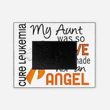 D Angel 2 Aunt Leukemia Picture Frame