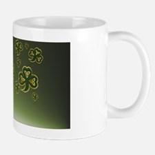 2a-ClutchBagGold and Green Shamrocks Mug
