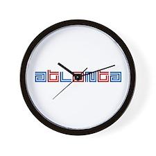 ATL SUPREME Wall Clock