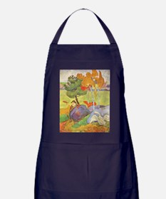 Rural France, Gauguin Apron (dark)
