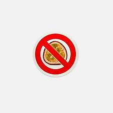 Stop Passion Fruit Allergies Mini Button
